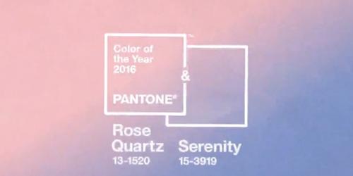 PANTONEが選ぶ2016年のトレンドカラーはこの色1