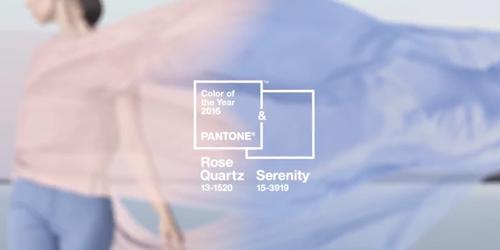 PANTONEが選ぶ2016年のトレンドカラーはこの色