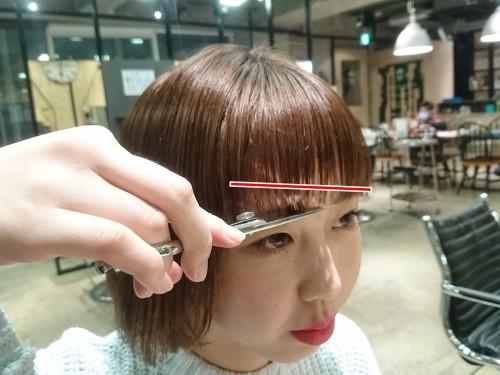 自分で前髪を切るときに注意した方が良いことは何ですか?【美容師のQ&A】23