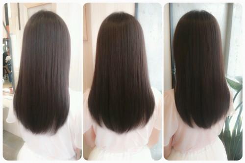 暗髪にするならこれ!1ヵ月~2ヵ月で明るくなるカラー