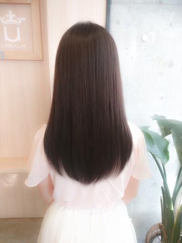 暗髪にするならこれ!1ヵ月~2ヵ月で明るくなるカラー01