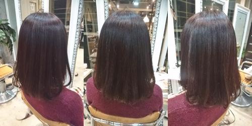 ガキチャート ヘアカラーで実際に染めた髪だけをまとめた髪色と明るさの見本 美容師 谷垣良和オフィシャルブログ U Realm Ginza 銀座の美容室